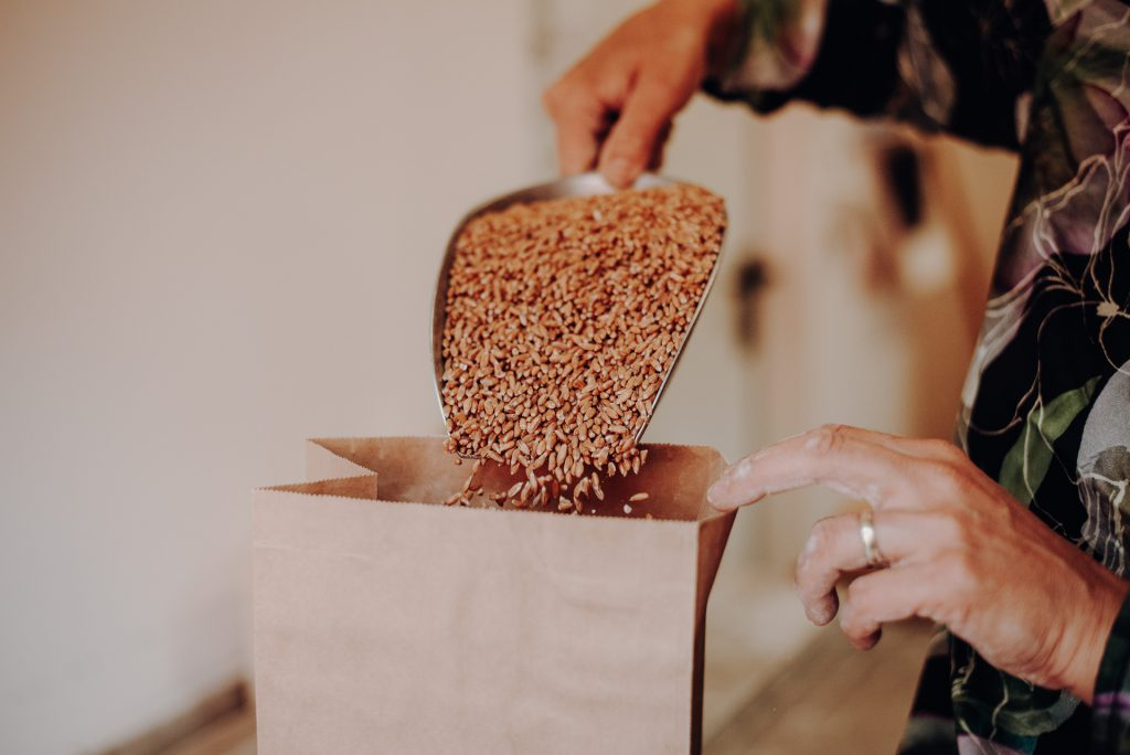 Getreide & Mehl