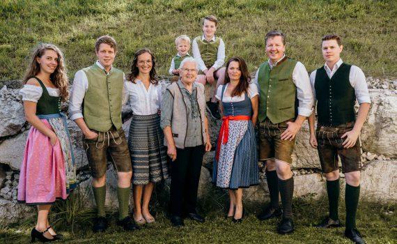 Familie Steinegger